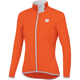 Sportful Hot Pack Easylight Jas Dames oranje